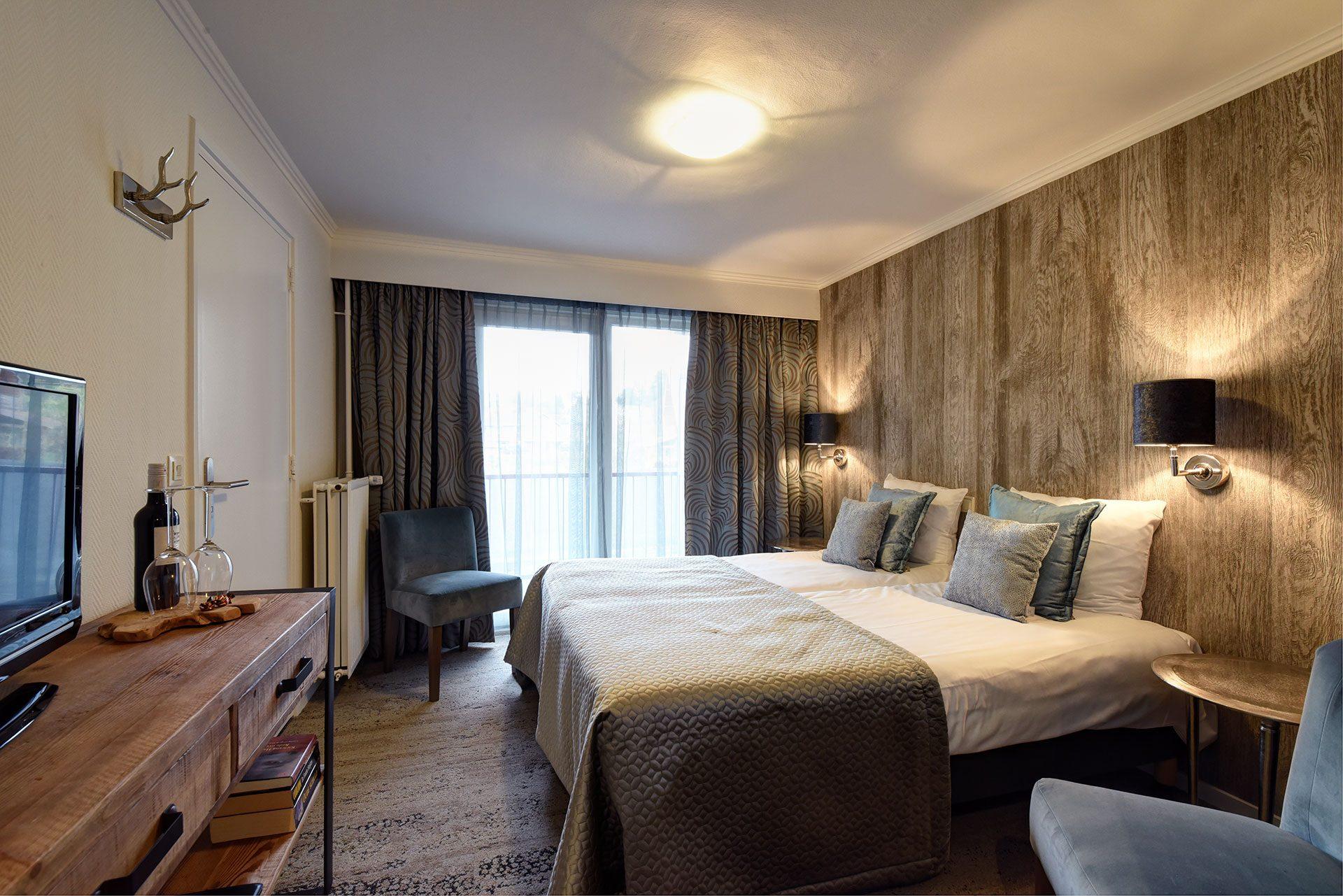 Wonderfull Valley comfort kamer met balkon - Slenaker Vallei