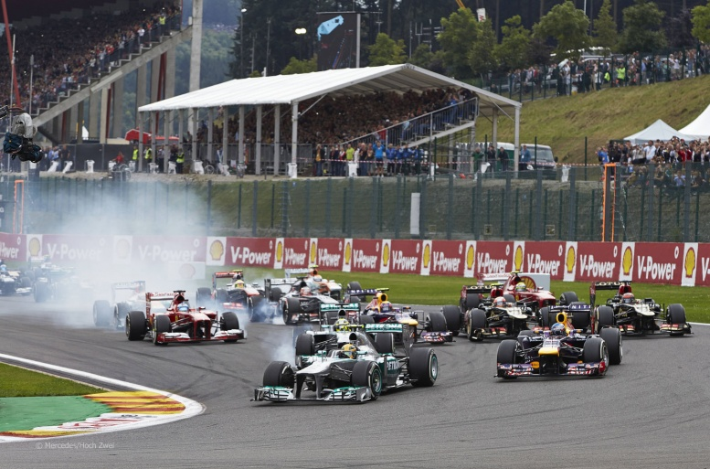 Grand Prix Francorchamps 2019 - Slenaker Vallei
