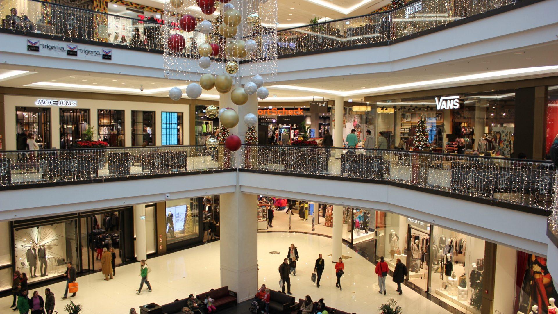 Shopping in de omgeving - Slenaker Vallei
